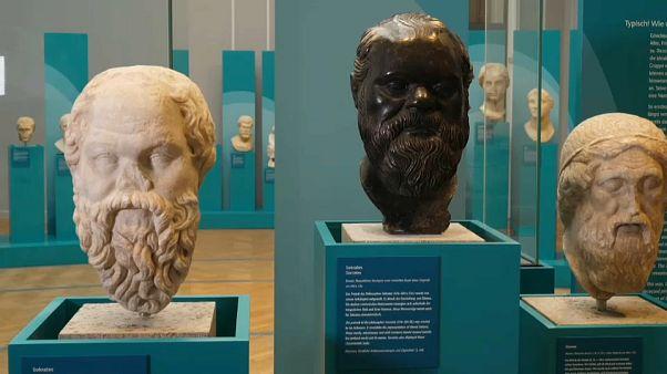 La barba, Status Symbol dell'Antica Grecia