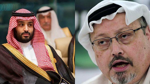 Suudi Veliaht Prens bin Selman Gazeteci Cemal Kaşıkçı