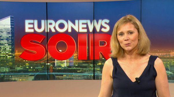 Euronews Soir : l'actualité du 19 juin 2019