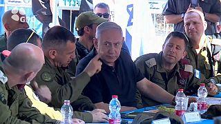نتانیاهو در رزمایش ارتش اسرائیل: قدرت ویرانگری بسیار بالایی داریم، ما را محک نزنید