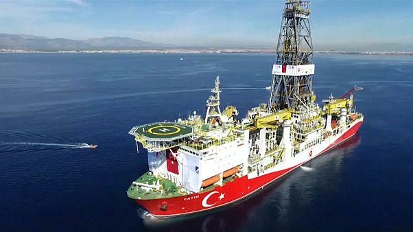Protest gegen türkische Erdgas-Erkundungen vor Zypern