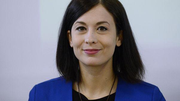 Cseh Katalin, a Momentum képviselője lett a liberálisok alelnöke Brüsszelben