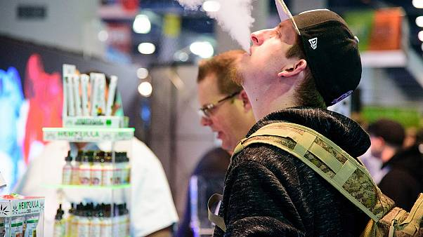 E-cigarette regulation varies widely around the world