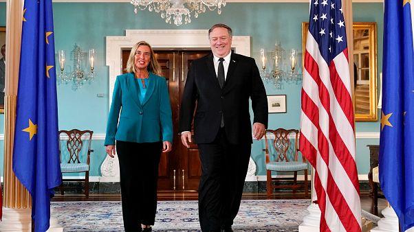 مشاور موگرینی: بهزودی برای حفظ برجام نشستی با ایران برگزار میکنیم