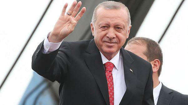 Cumhurbaşkanı Recep Tayyip Erdoğan, Sancaktepe'de halka hitap etti