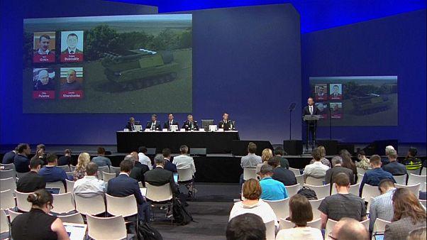 Abschuss von Flug MH17: Vier Rebellen des Massenmords beschuldigt