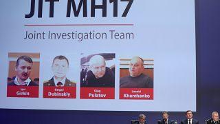 """""""В деле крушения MH17 числится больше имён"""""""