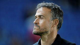 Luis Enrique dice adiós a la selección española de fútbol