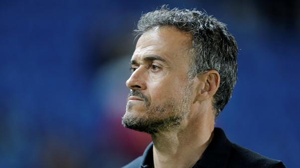 Spain's coach Luis Enrique quits over 'personal reasons'; Roberto Moreno replaces him