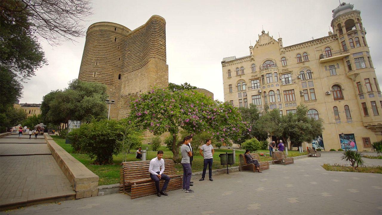 UNESCO-Konferenz in Baku: So wird ein Monument zum Welterbe