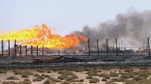 Irak'taki petrol rafinerisine roket saldırısı düzenlendi, bir hafta içinde ABD  4. kez hedef oldu