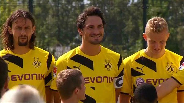Mats Hummels retrouve le Borussia Dortmund
