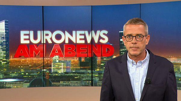 Euronews am Abend vom 19.06.2019