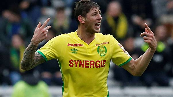 Emiliano Sala plane crash: Man arrested on suspicion of footballer's manslaughter by an unlawful act