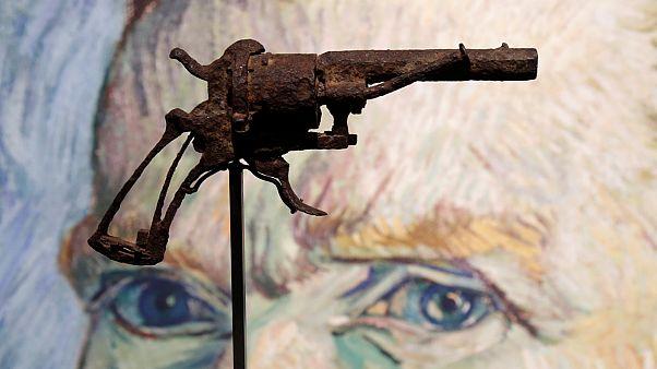 المسدس الذي قتل الرسام فان كوخ