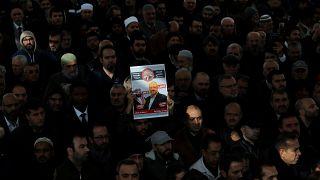 """Erdoğan diz que sauditas """"vão pagar"""" por morte de Khashoggi"""