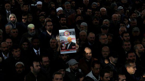 """Khashoggi-Mord: """"Ist das Opfertier eingetroffen?"""""""