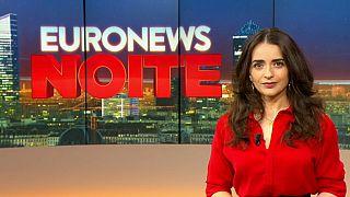 Euronews Noite   As notícias do Mundo de 19 de junho de 2019