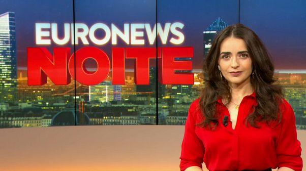 Euronews Noite | As notícias do Mundo de 19 de junho de 2019