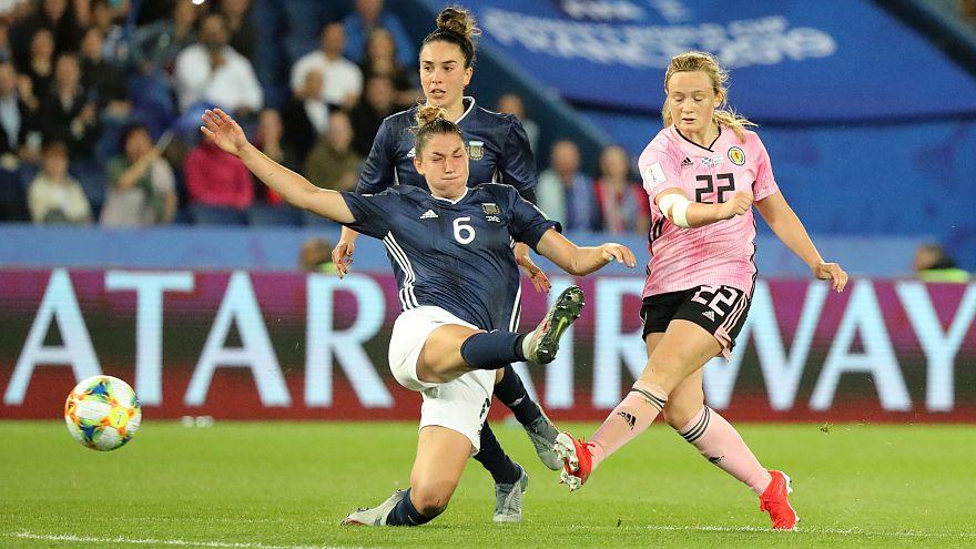 FIFA Kadınlar Dünya Kupası'nda İngiltere ve Japonya bir üst turda