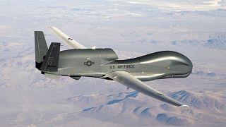 RQ-4 Global Hawk tipi insansız hava aracı