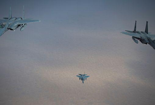 """الحرس الثوري الإيراني يسقط طائرة """"تجسس"""" أمريكية"""