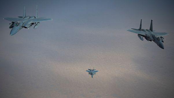 الجيش الأمريكي يؤكد إسقاط إيران طائرة مراقبة أمريكية فوق مضيق هرمز
