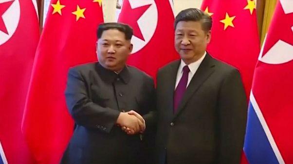 سفر کمسابقه رئیس جمهوری چین به کره شمالی