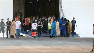 Al menos 22 inmigrantes desaparecidos en el Mediterráneo