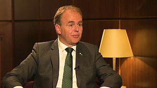 Irish education minister Joe McHugh