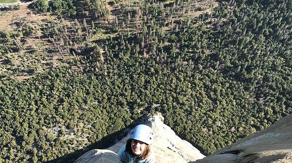 "10-Jährige erklimmt 1000-Meter-Felsen ""El Capitan"""
