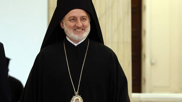 Ο Αρχιεπίσκοπος Αμερικής Ελπιδοφόρος
