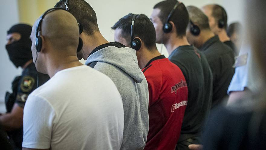 Lebenslang statt 25 Jahre Haft: Urteile gegen Schlepper verschärft