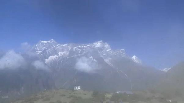 A Himalája gleccsereinek fele eltűnhet néhány évtizeden belül