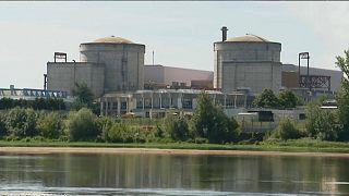 Gründe gesucht: Erhöhte Radioaktivität in der Loire