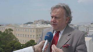Yunanistan Dışişleri Bakanı: Türkiye böyle devam ederse ilk kez somut adımlar atacağız