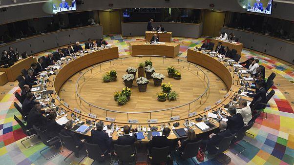 قمة قادة الاتحاد الأوروبي بالعاصمة البلجيكية بروكسل. حزيران/2019
