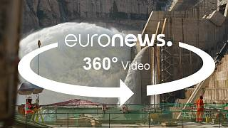 360° Video: Visit the dam that powers Angola
