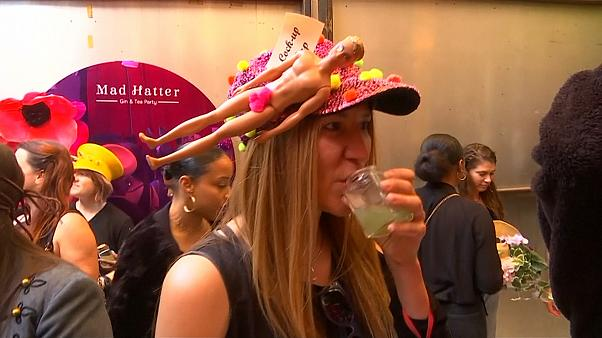 The 'Mad Hatter Gin & Tea Party' lands in Hollywood