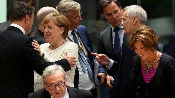Sommet européen à Bruxelles