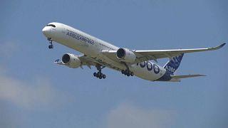 Airbus landet Punktsieg gegen Boeing