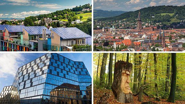 Green Guide: Freiburg, a German gem