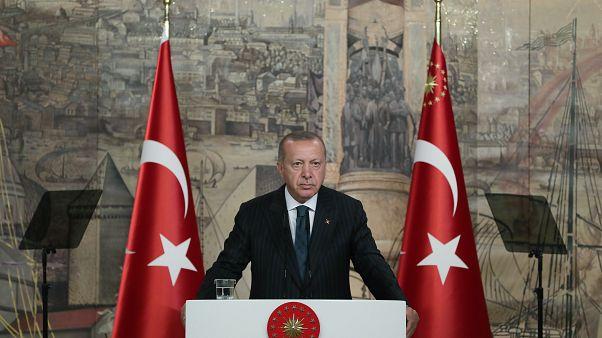 Erdoğan: ABD S-400 nedeniyle yaptırım uygularsa karşılık veririz
