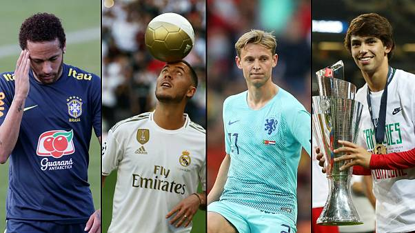 Neymar pensa no futuro, Hazard e De Jong confirmados e Felix à espera