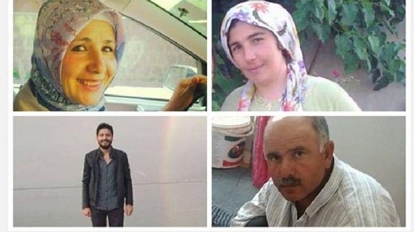 Euronews Siverek'te: Ailesinin öldürülüşünü kaydeden Dilan ve suçladığı eski vekil İzol ne diyor?
