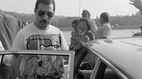 Eltűnt Freddie Mercury szám került elő, ma adták le először a rádióban