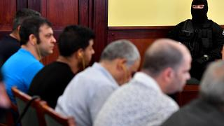 Macaristan'da 71 sığınmacının ölümüne yol açan 4 sanığa müebbet hapis cezası verildi