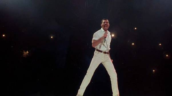 "Previously lost Freddie Mercury performance of ""Time Waits For No One"" released"
