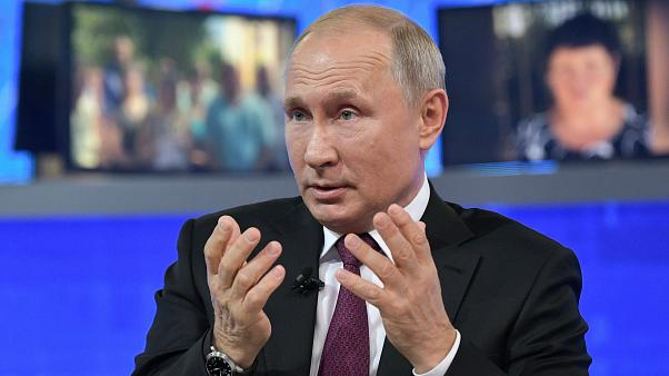 Putin'den Ukrayna'ya takas iması: 24 askerin kaderi hapisteki Ruslara bağlı