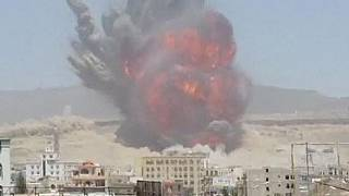 More than 8,000 people have died in Saudi airstrikes in Yemen since 2015